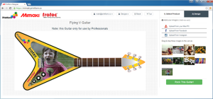 guitar customizer